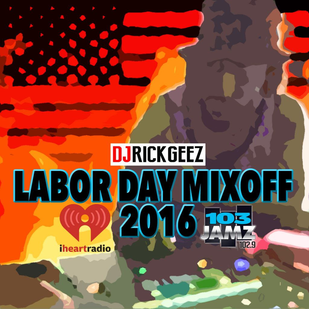 LABOR DAY MIXOFF 2016