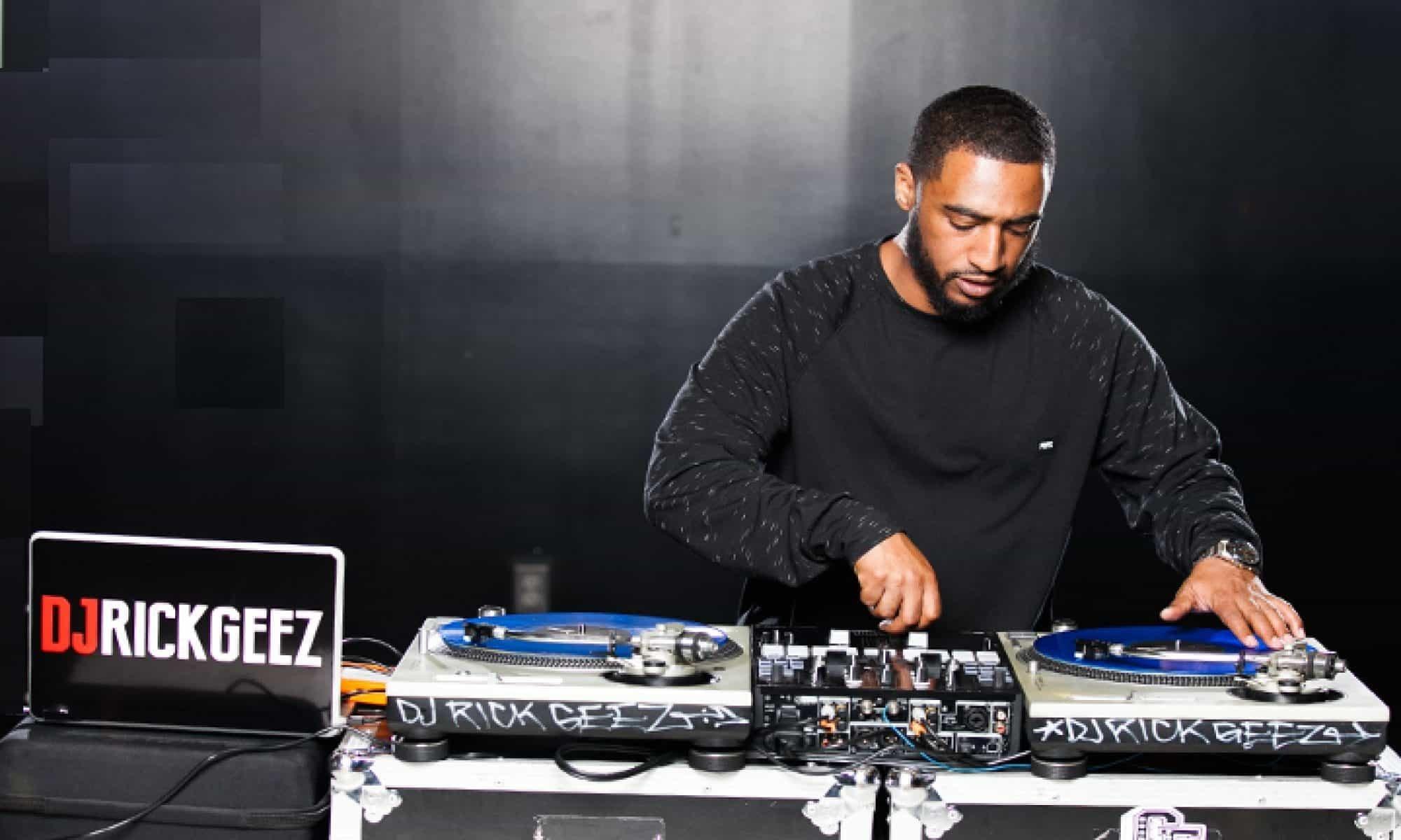 DJ Rick Geez